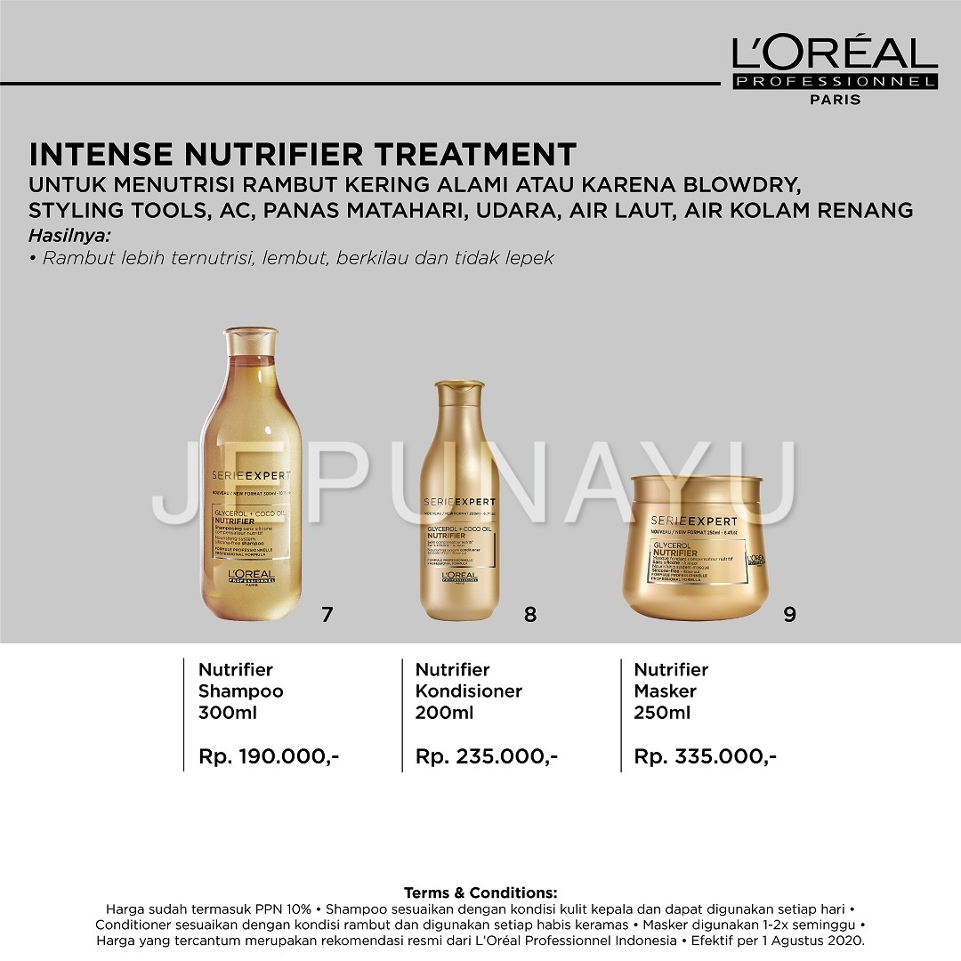 Intense Nutrifier Treatment