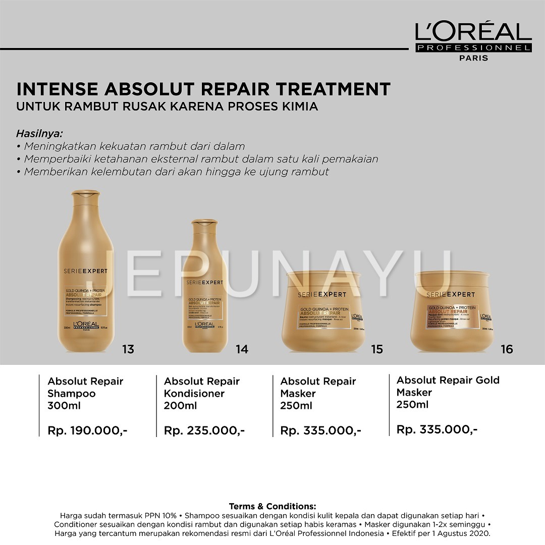 Intense Absolute Repair Treatment