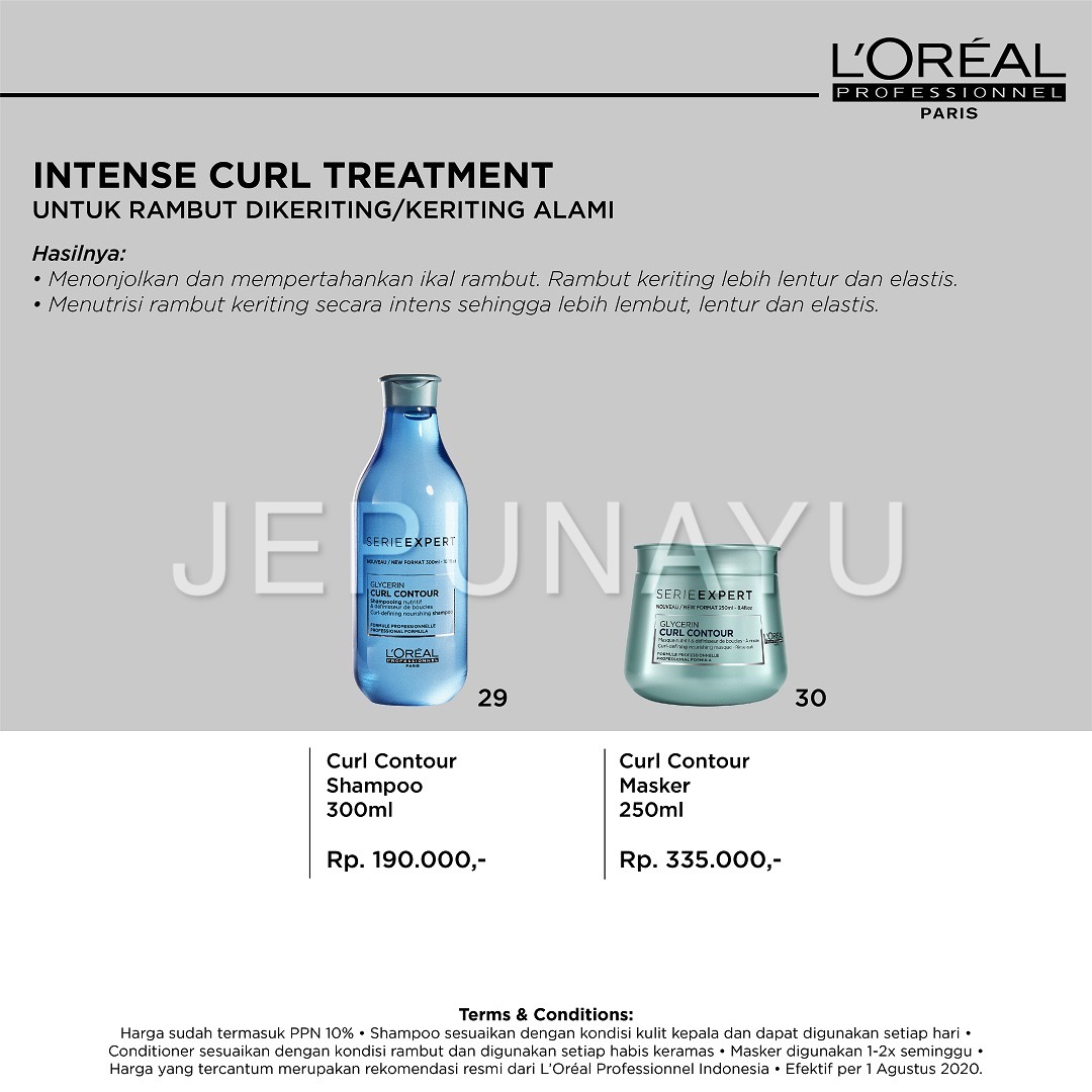 Intense Curl Treatment