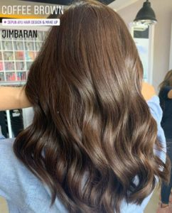Balayage Coffee Brown