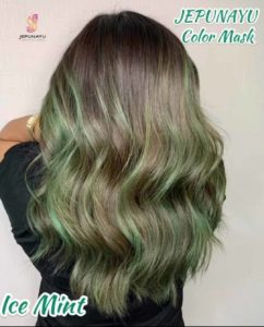Color Mask Ice Mint